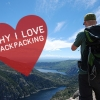 Why I Love Backpacking!