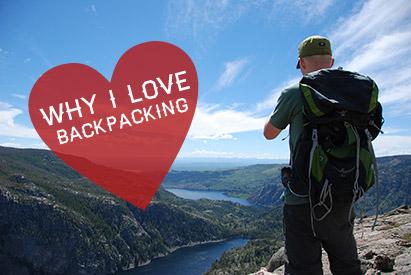 Why I Love Backpacking